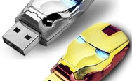 Ironman flash drive