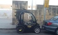 Batman car