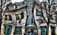 Crazy house in Poland