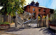 The Dragon Gate of Harlech House