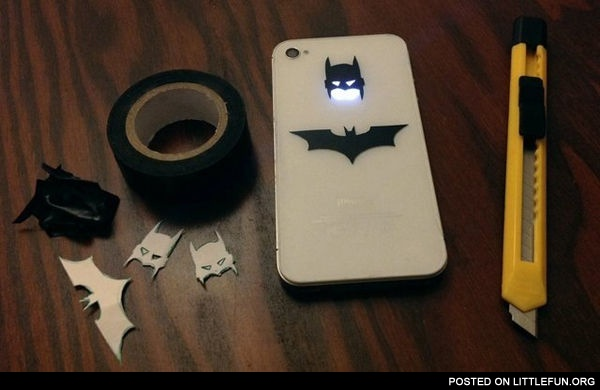 Batman iPhone
