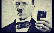 Hitler and his iPhone