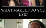 What makeup do you use?
