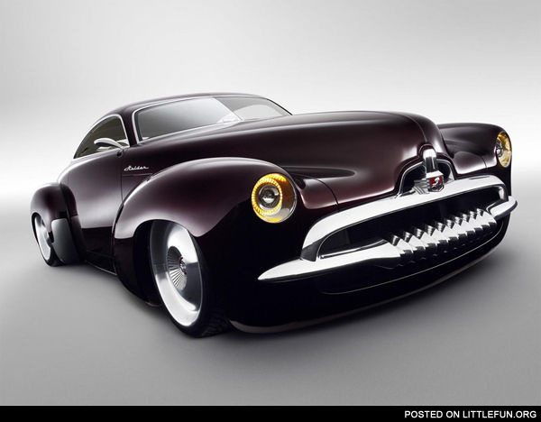 EFIJY a concept car by Holden