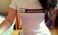 iPhone T-shirt