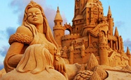 The Art of Sand Sculpting