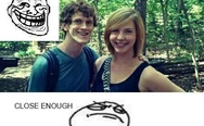 Troll, close enough