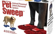 Pet Sweep dust boots