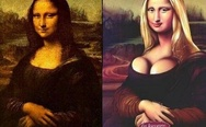 Mona Lisa upgraded