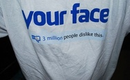 """Your face"" T-shirt"