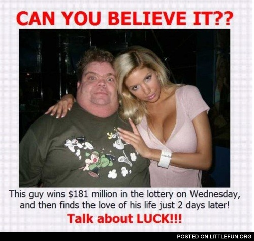 This guy wins $181 million