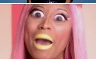 You should never pause Nicki Minaj video