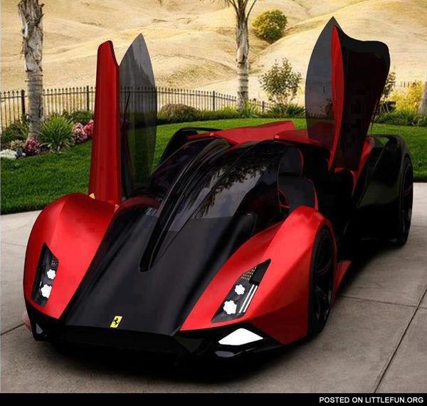 Ferrari F750 Concept