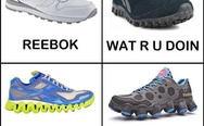 Evolution of Reebok shoes
