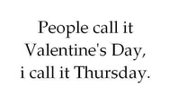 People call it Valentine's Day