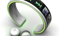 Wrist Mp3 Player, it Charges on your Pulse Beat