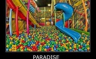Paradise, no matter your age