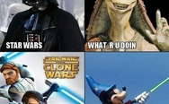 Star Wars, what r u doing