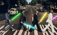The Beatles vs. Star Wars