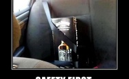 Safety first