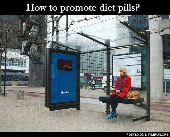 How to promote diet pills