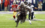Assassin's creed and american football