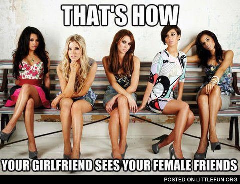 Your female friends