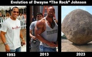 Evolution of Dwayne