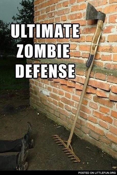 Ultimate zombie defense