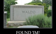 Waldo, found him!