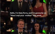 Katy Perry and Neil Patrick Harris