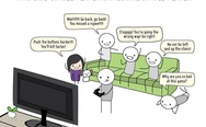 Who said single player games are single player