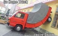 Go home truck