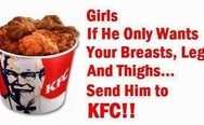 Send him to KFC