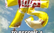 Lays decided to become a balloon company