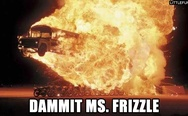 Dammit Ms. Frizzle