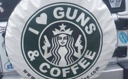I love guns and coffee
