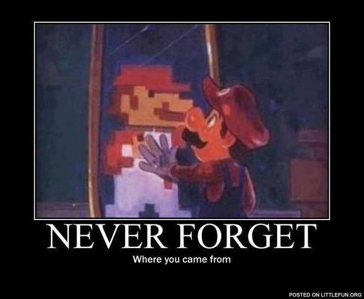 Mario and his past