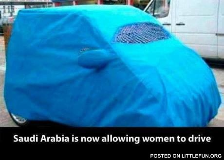 Arabic car for women