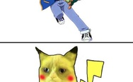 Pikachu, I choose you