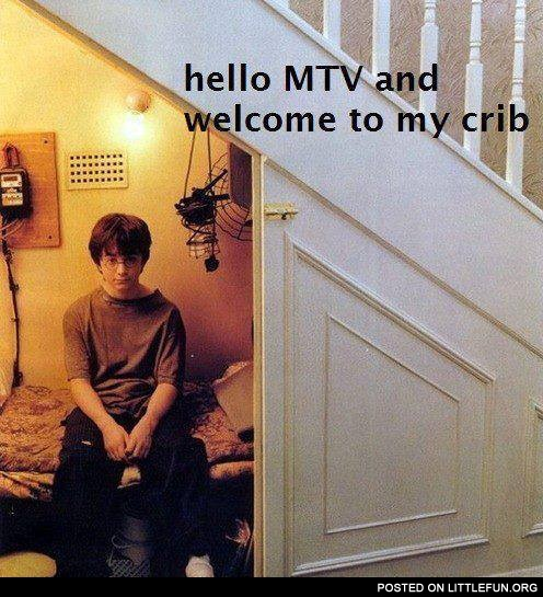 Welcome to my crib