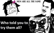 Men are all the same