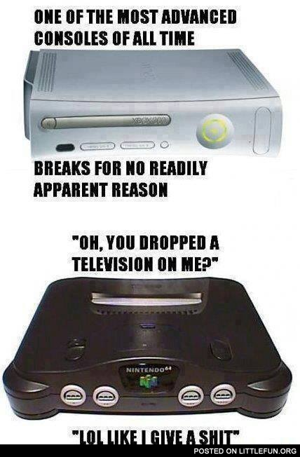 One of the most advanced consoles of all time
