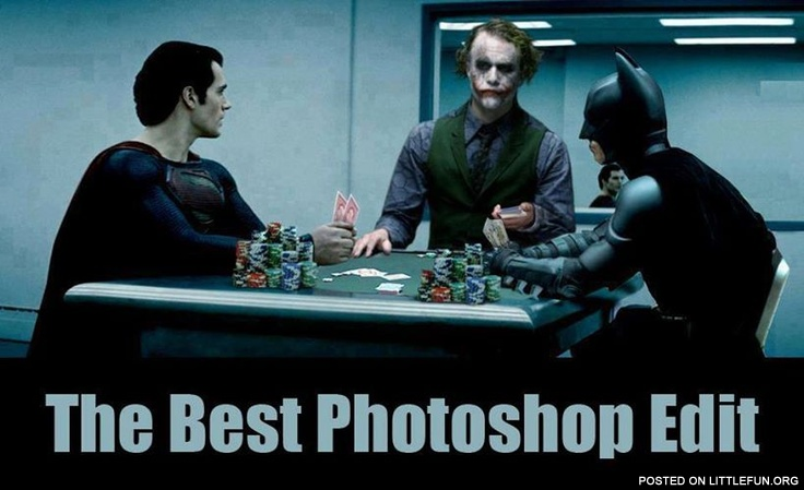 The best photoshop edit