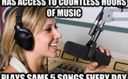 Has access to countless hours of music