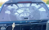 Star Wars window tint