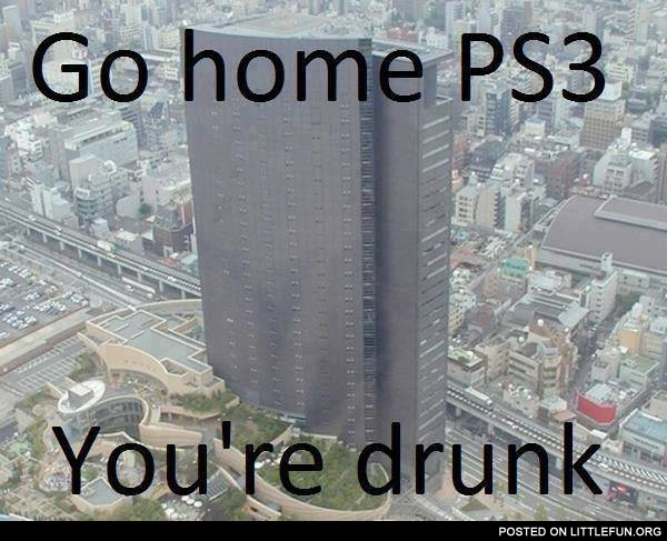 Go home PS3