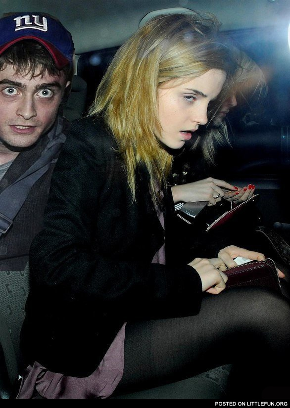 Harry Potter, after party