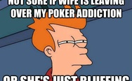 Poker addiction
