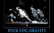 Gravity and Michael Jackson